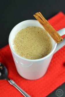 How to Get Kids on Sleep Schedule with Warm Honey Vanilla Milk