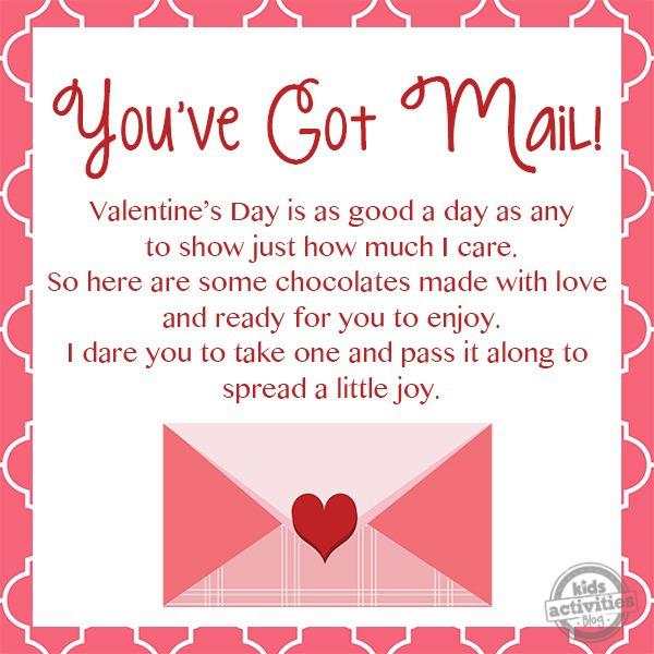youve got mail printable image