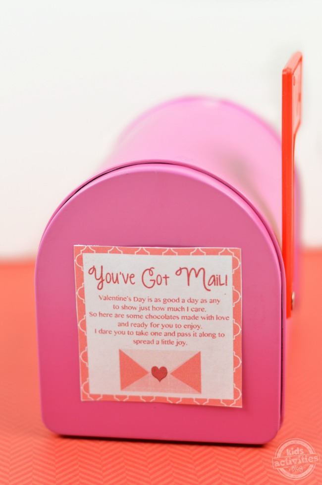 you've got mail valentine