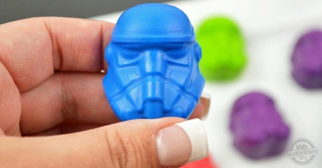 Homemade Stormtrooper Bath Soap Crayons2