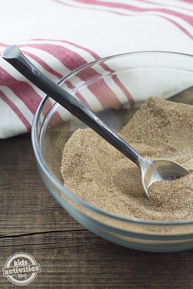DIY Cinnamon Sugar