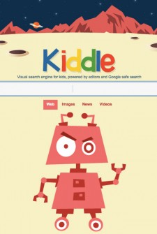 Did You Know There's A New Safe Google For Your Kids?