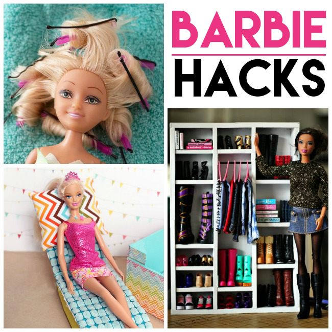 Craft Ideas For Barbies