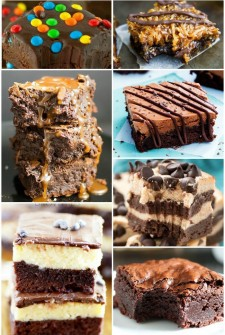19 Amazing Brownie Recipes