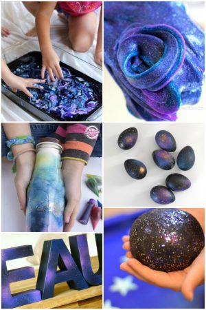 16 Cool Galaxy Crafts