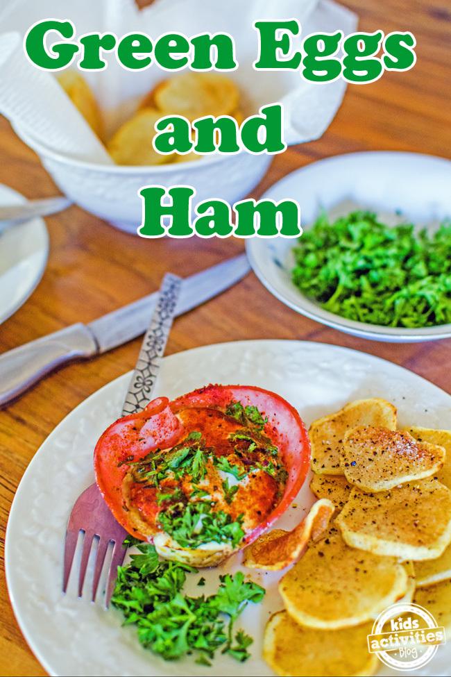 Green Eggs and Ham I Am Sam Dr Seuss