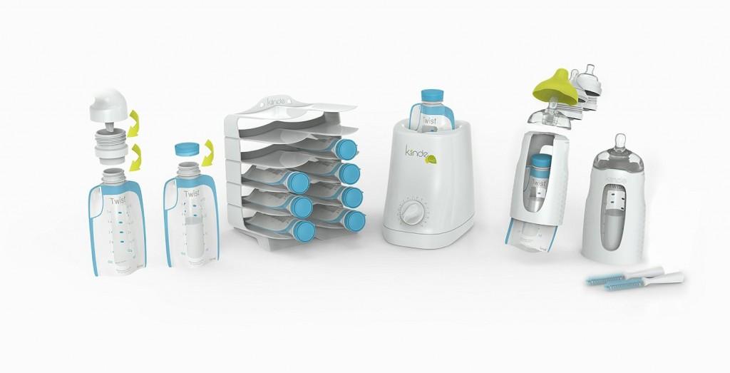Kiinde Breast Milk Storage System