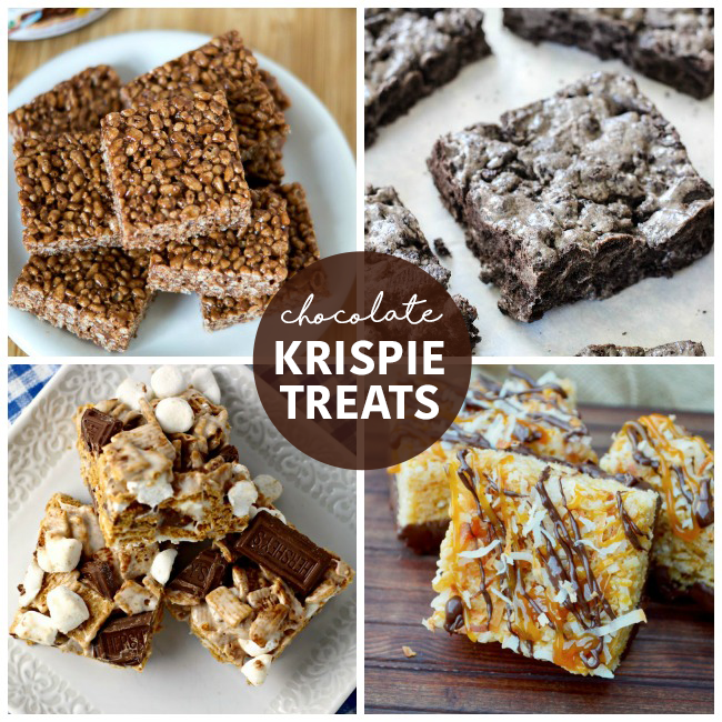 22 Awesome Ways to Make Rice Krispie Treats