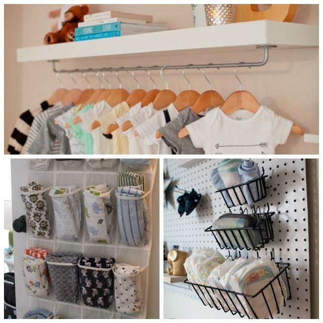 Baby Nursery Decorating Checklist: 15 Nursery Organization Ideas