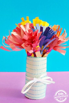 Mother's Day Paper Flower Bouquet