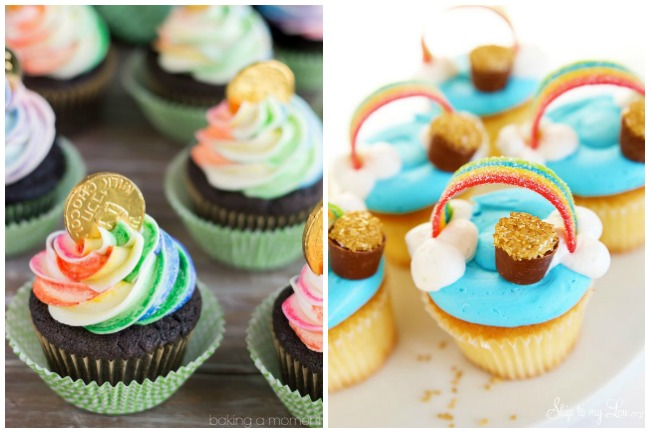 20 Yummy St. Patrick's Day Desserts