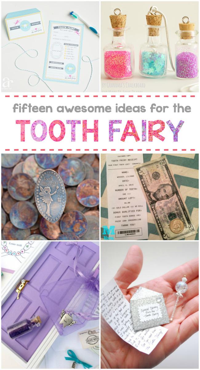 Tooth Fairy Pillow Ideas