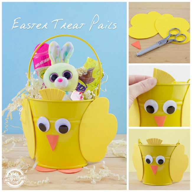 Easter Treat Pail