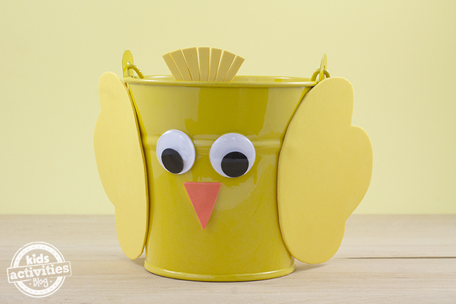 Easter Treat Bucket