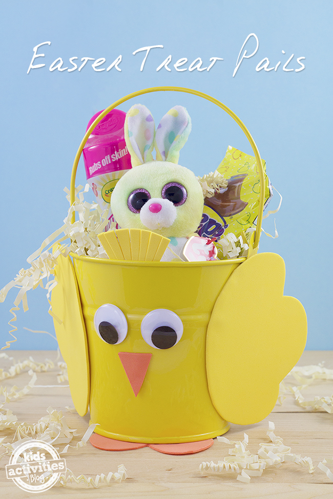 Easter Treat Pails