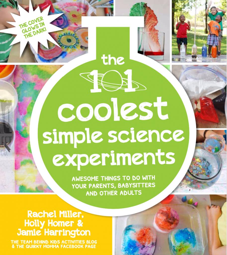 101 Coolest Simple Science Experiments