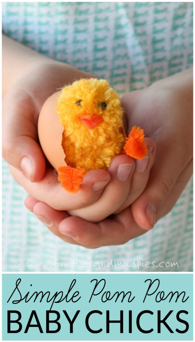 Simple Baby Chick