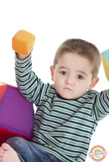 What To Do When Your Toddler Throws Things