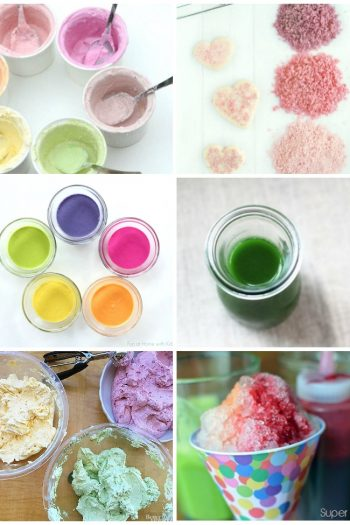 14 Natural Food Dye Alternatives