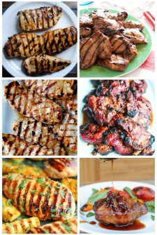 20 Delicious Grilled Chicken Recipes