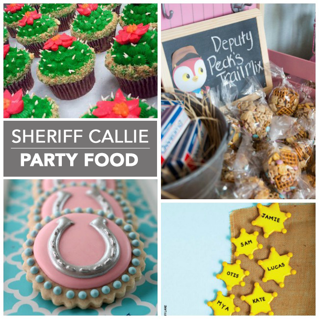 23 Sheriff Callie Party Ideas