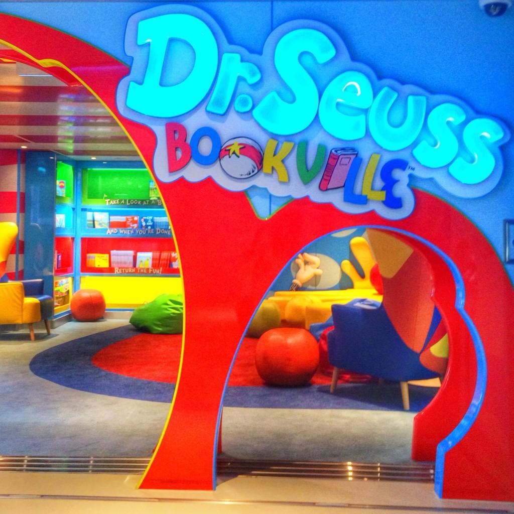 Carnival Dr Seuss Bookville