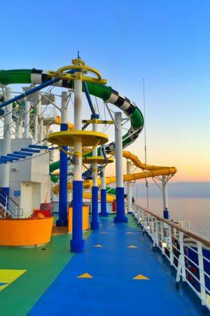 Carnival Sunshine WaterWorks Water Park