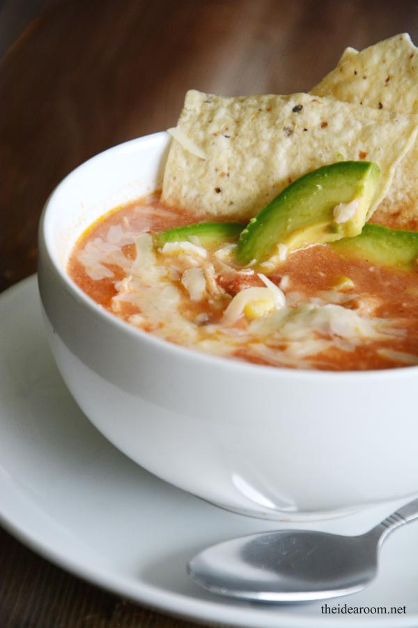 Chicken-Tortilla-Soup