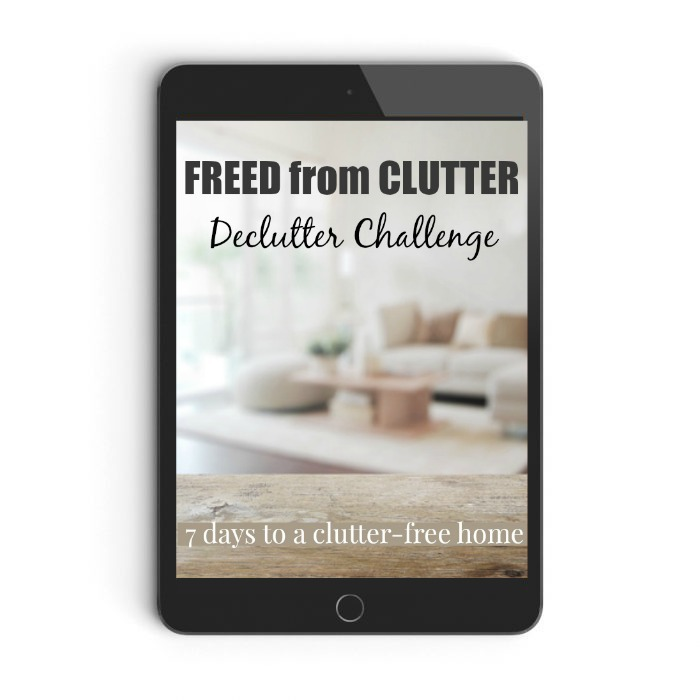 freed-from-clutter-challenge