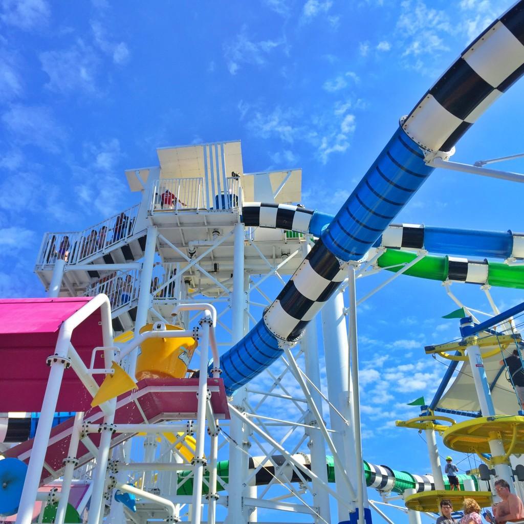 Carnival WaterWorks Water Park