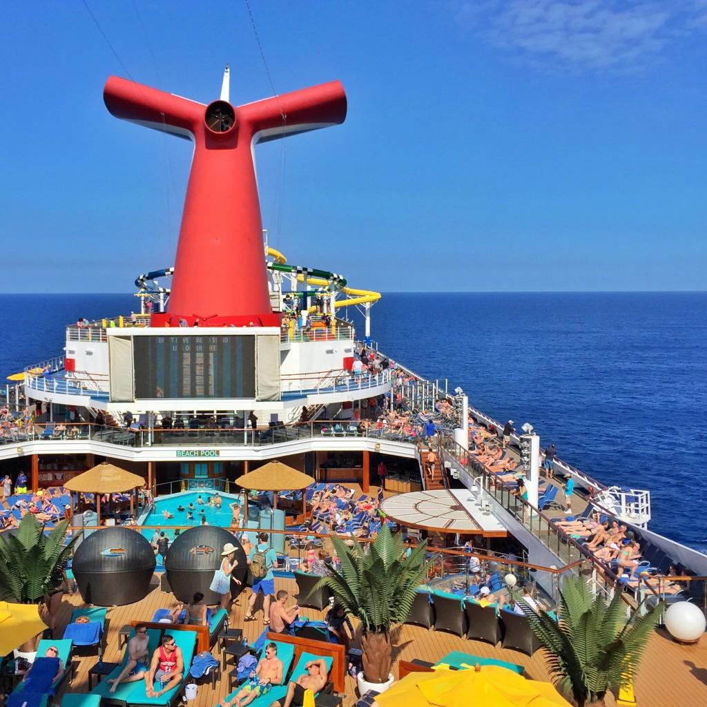 Carnival Sunshine Cruise Ship