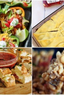 Quick Dinners– 21 Recipes for 30 Minute Meals!
