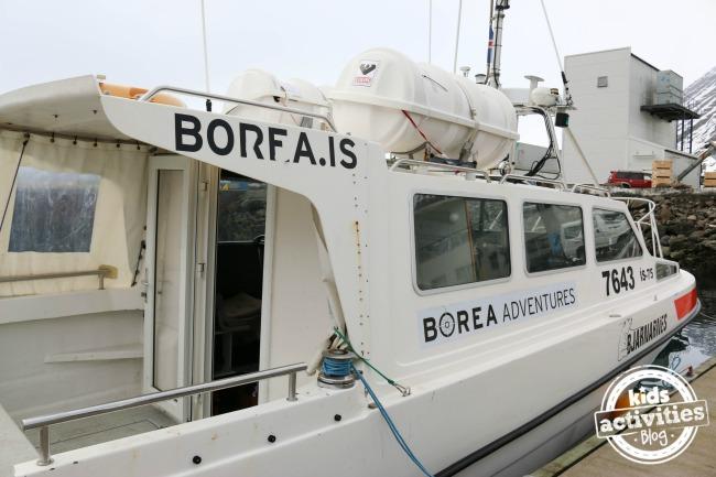 Borea Adventures, Iceland