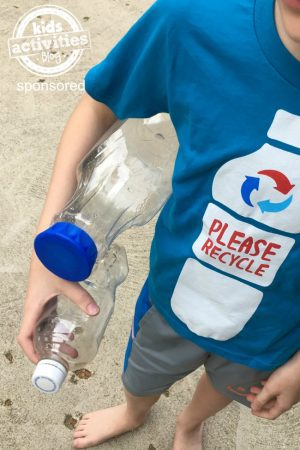 Recycle Rally at Kids Activities Blog