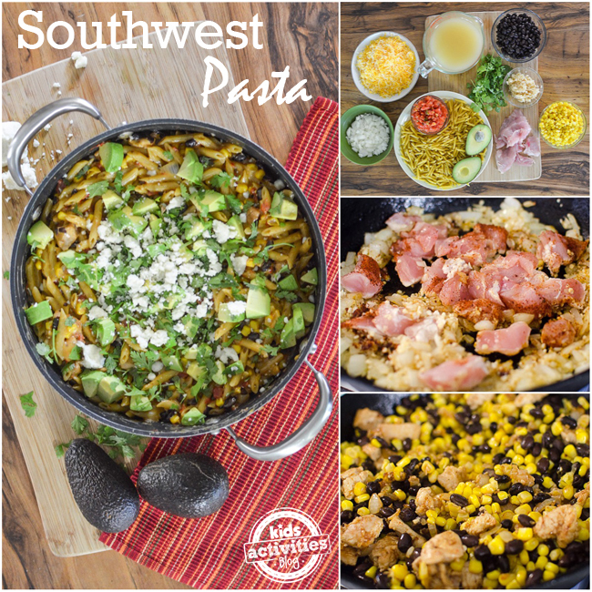 Southwest Pasta