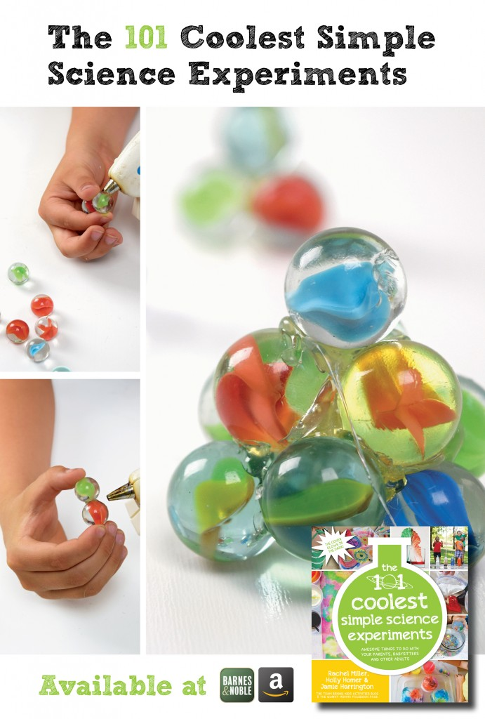 Spinning Marbles