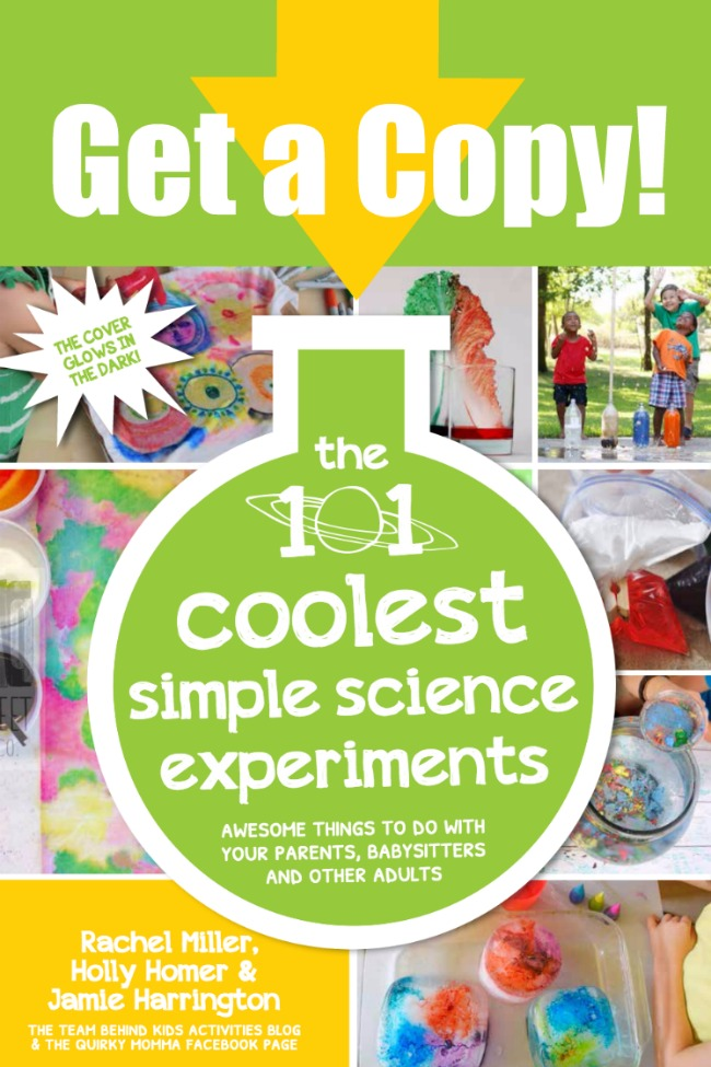 get a copy 101 coolest simple science experiments