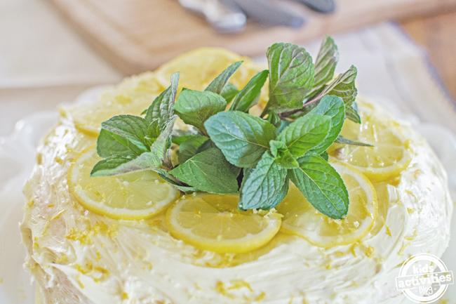 lemonade cake 3