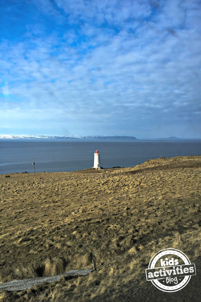 Icelandic Lighthouse #adventurestartswithme