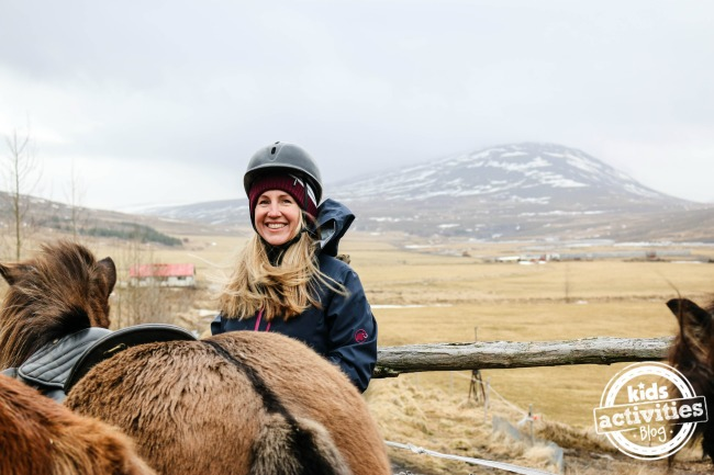 Icelandic horse riding #adventurestartswithme