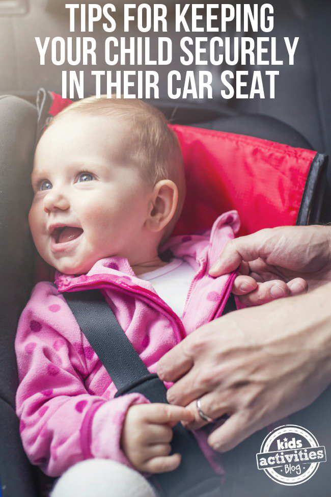 Secure Child In Car Seat