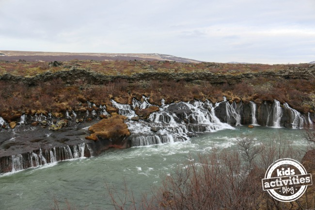 Icelandic waterfall #adventurestartswithme