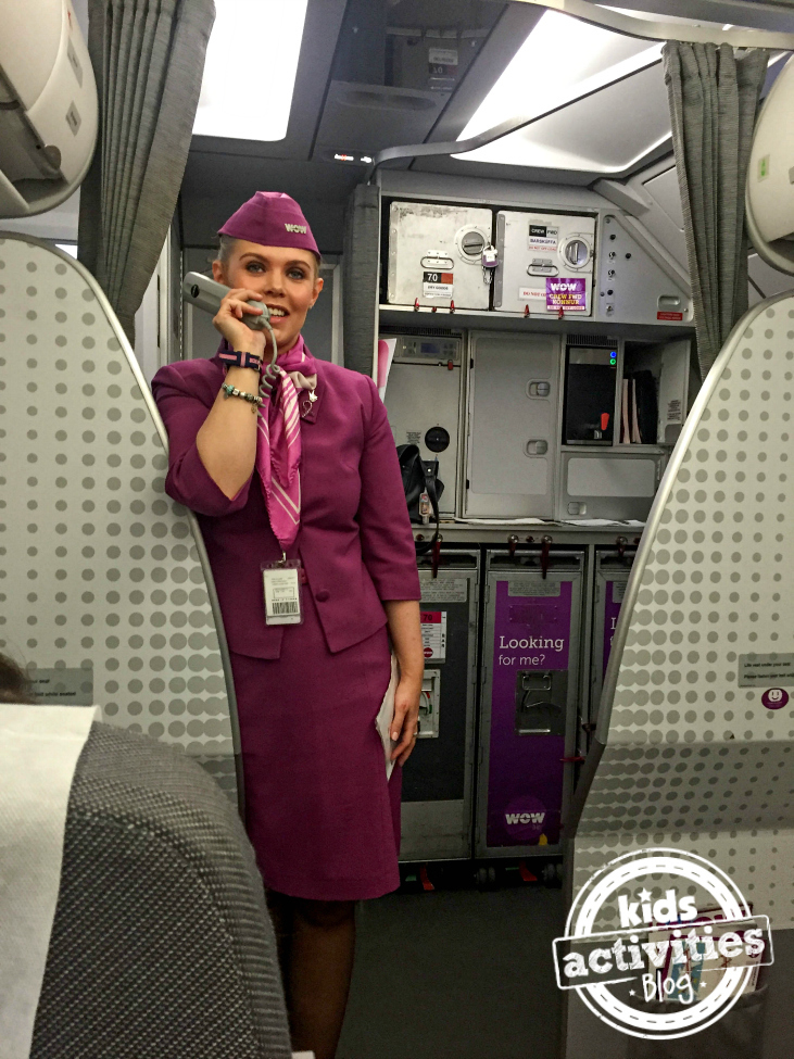 WOW Air #adventurestartswithme