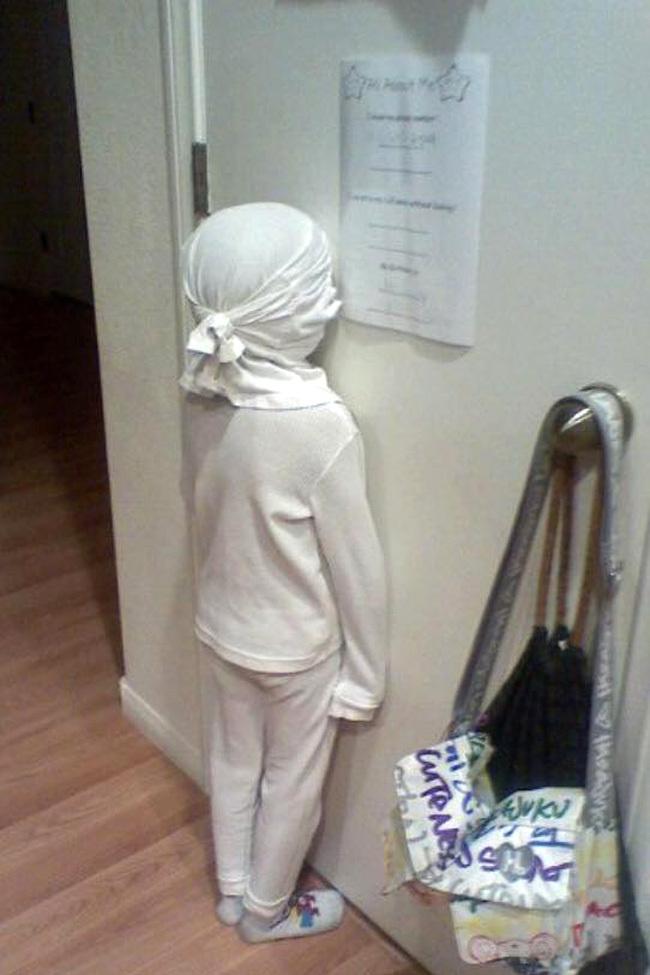 Ninja in Hiding
