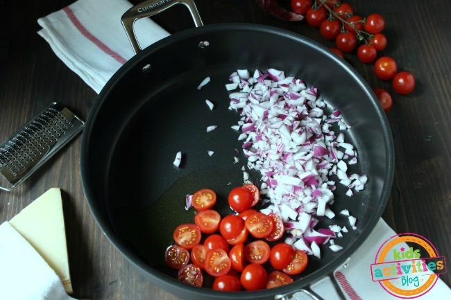 Easy Cheese Tortellini Salad
