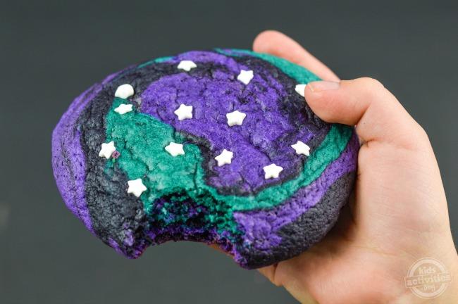 Galaxy Sugar Cookies 3