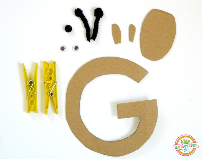 g craft supplies
