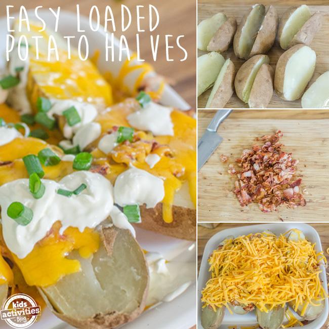 loaded baked potato SQUARE