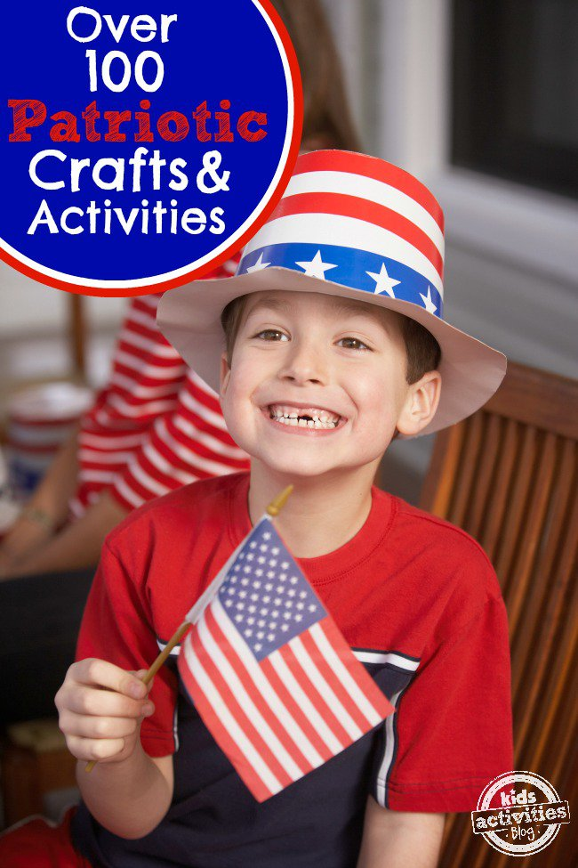 Patriotic Crafts and Activities