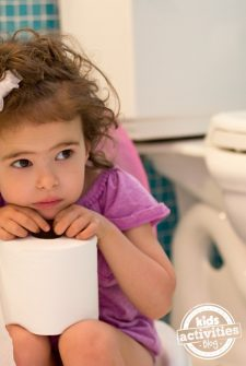 My Three-Year-Old Won't Potty Train